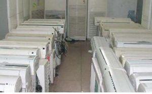 回收企业,单位,工厂,挂机空调