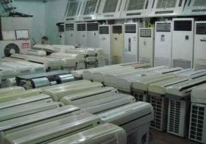 苏州专业回收柜式机空调,二手空调
