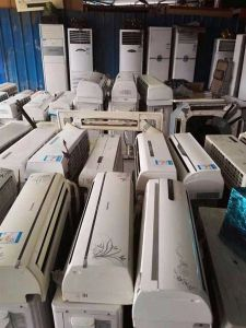苏州挂式机空调回收,二手空调回收